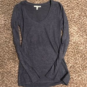 Express Small Blue Sweater